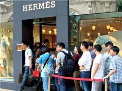 外媒:奢侈品在华溢价缩小四分之一 但仍比法国高32%