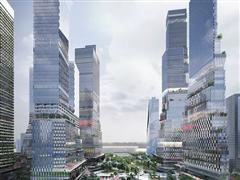 深圳龙华区将崛起12栋摩天大楼 剑指国际化商业区!