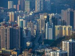 前8月融创、恒大、碧桂园拿地面积占30强房企的48%