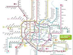 多条地铁线路相交促进商圈发展 上海三线站点惠及项目超37个
