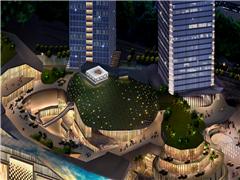 民盈山・国贸城明年10月强势开业 永辉等超400家品牌集结东莞商业新中心