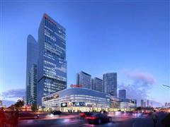 呈贡万达广场开工2020年将落成 商业突破9万平方米
