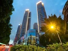 绿景社区商业:深圳佐�t虹湾开业一周年 未来将布局全国