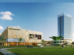 中山世茂广场更名凯隆城 将打造6万�O购物中心+2.5万�O街区
