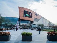 7大业态支撑 上海万象城B1层堪比独立社区Mall