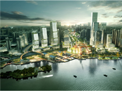 广州广船地块规划确定:总建面125.4万�O 5宗商住用地