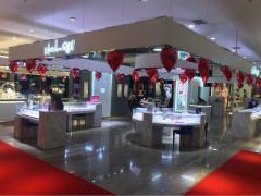品牌秀 珠宝行业新星―MLE超级婚戒首进新疆拓展市场