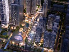 One Avenue卓悦中心举办媒体见面会 打造国际商业时尚新中心