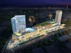 金象城·王府井购物中心举行开工仪式 打造江北新区商业新标杆