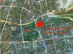 上海浦东将出让25.44万平方米商地 起拍价137.72亿元