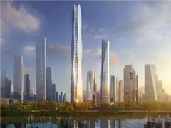 580米!南京第一高楼鱼嘴G97超高层项目开工拟2025年建成