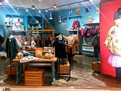 kingogo成都仁和春天人东店29日开业 定位儿童及青少年的童装品牌
