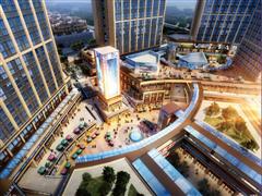 南重庆商圈崛起 旭辉乐活城融合线上线下消费新模式!