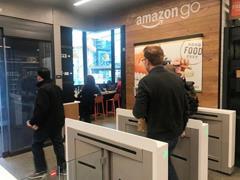 亚马逊无人便利店Amazon Go正式开业 无需现金自动结帐