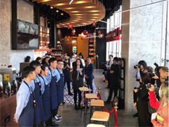 2017GOP咖啡师大赛总决赛落幕 帕斯库奇邀中国冠军赴意大利游学