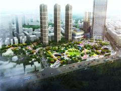 青春广场地下将开发商业空间