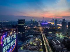 从万胜广场开业一周年 解构广州地铁商业的运营逻辑