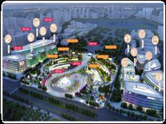 商业与艺术结合――日月广场实现商业新蜕变