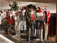 美国服饰零售商A&F发布盈利预喜 股价大涨超过12%