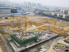 土地市场局部升温 杭州、成都等城市土地拍卖再现高溢价