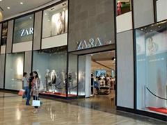 Zara将在伦敦开出首家只能在线购买的实体店 设有智能试衣镜