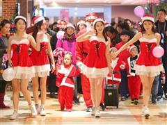 客流超500万销售同比提升133%!这家购物中心参透了圣诞经济的奥秘