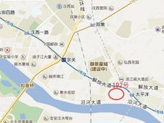 万科47.43亿摘武汉�~口总价地王 总面积9.16万�O