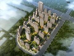 碧桂园西南上城一期规划批前公示 商业面积1.75万方