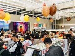 福建商业地产一周要闻:LINE FRIENDS福建首店开业 东百2017业绩大幅预增