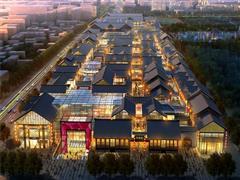 华灯初上 古街溢彩 邯郸勒泰城为千年名城撩拨时尚音符