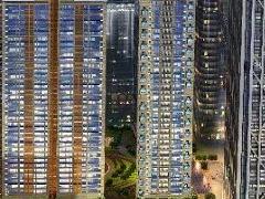 福田空中连廊开建 将串联皇庭广场、中心城等6大购物中心