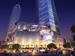 大十字商业续集 THE ONE购物中心如何再造城市中心?