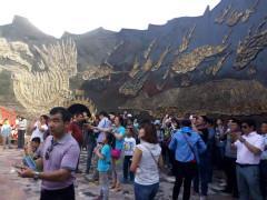 """从国庆黄金周旅游看新疆""""旅游+文化""""发展模式"""