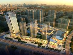 南宁大唐天城购物中心预计2019年开业 永辉超市等多家品牌率先进驻