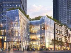 """上港集团拟出售上海最高双子楼""""星港国际中心"""" 价格不低于127亿"""