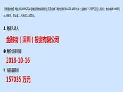东莞10月迎来土拍热潮 金融街15.7亿底价竞得茶山地块