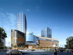 南京南时尚消费新地标海乐城  将于今冬璀璨启幕
