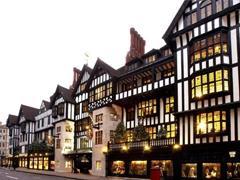 又一家英国百货宣布进入中国市场!Liberty London与寺库签署独家协议