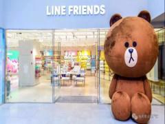 LINE FRIENDS 重庆首店开业 选址PARK108国泰优活城市广场