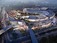 上海南翔印象城MEGA提前封顶 将引进永辉超市、CGV影院等450个品牌