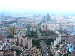 外来商业的昆明新时代恒隆、大悦城、太古里、SKP......