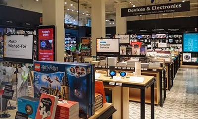 亚马逊线上业务收入增速放缓 新零售未来何去何从?