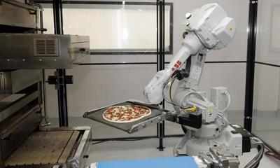 海底捞推出智慧火锅餐厅 餐饮到了引入协作机器人的时刻?