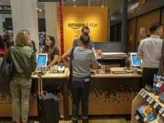 亚马逊大量收购小型零售店 为在英国开设无人便利店Amazon Go