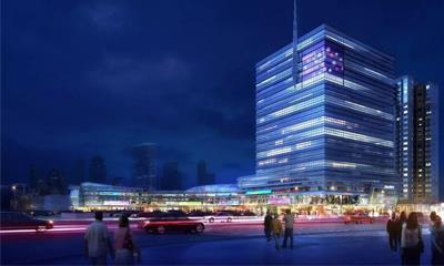 东莞寮步万润广场11月4日开业 沃尔玛、鹿角巷等进驻