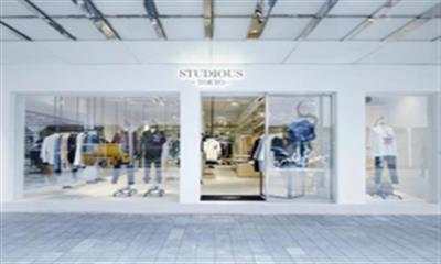 坚持只卖日本本土品牌的买手店 STUDIOUS等海外首店落户香港