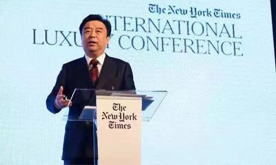 """""""中国LVMH""""老板邱亚夫:奢侈品时尚将无时尚季、个性化时尚将成准则"""