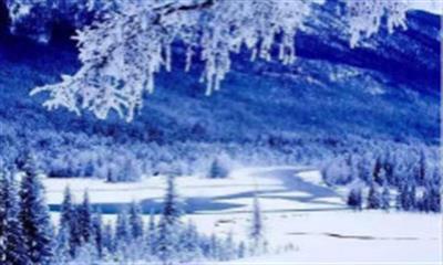新疆冬季旅游火热开启 冰雪旅游最受欢迎