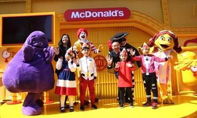 麦当劳、西贝等大牌争做儿童餐 背后的逻辑是什么?