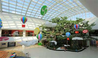 咸阳商业地产市场日渐升温  人民路再添一座商业综合体
